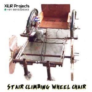 Stair Climbing Advanced Wheel Chair