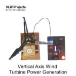 Vertical Axis Wind Turbine Power Generation Project