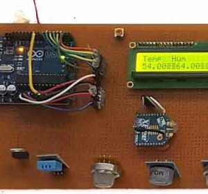 Zigbee Based Wireless Air Quality Monitoring