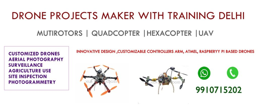 Drones Makers Delhi with Training