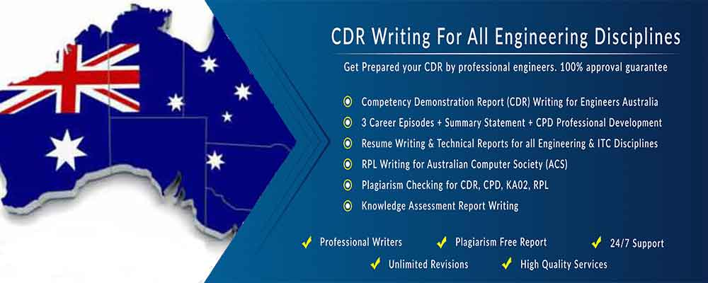 Best CDR Writing Services