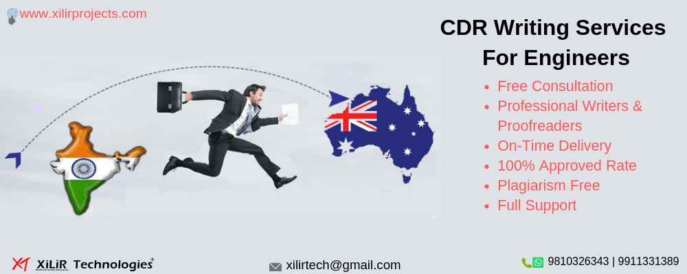 CDR Writing Services For Engineers