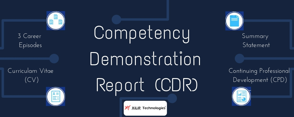 Competency Demonstration Report (CDR)