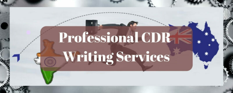 Professional CDR Writing Services