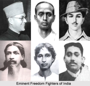 Freedom Fighter of India