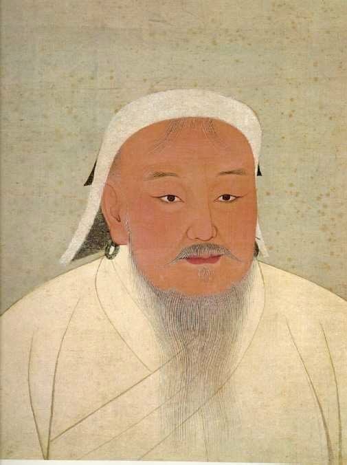 The Great Warrior of all Time 'Genghis Khan'  Genghis Khan Children, Wife, Fact, Death, Empire