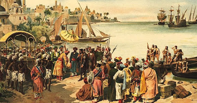 How did European Started Trade with India, Role of Vasco Da Gama