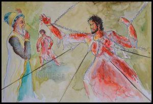 How Sambhaji Maharaj Cought By Aurangazeb