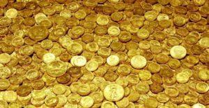Padmaswamy Temple Golden Coins