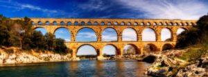 Pont Du Gard, Remoulins, Southern France