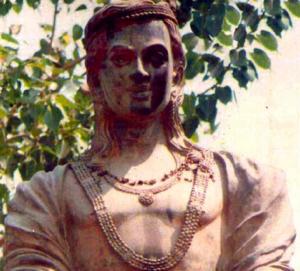 King Harshavardhana