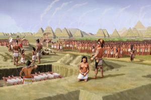 Cahokia Civilization in America