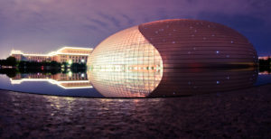 National Center for Performing Arts, Beijing, China