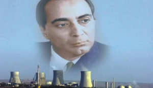 Homi J Bhabha Indian Greatest Scientist