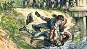 The Federal period in America