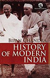 modern india book