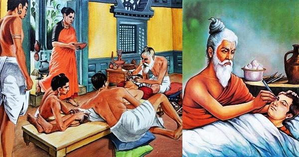 Sushrut, Son of Rishi Vishwamitra, Was the World's First Surgeon