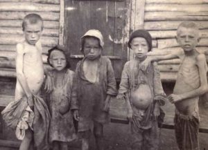 Russian Famine of 1921