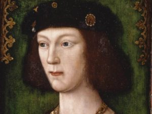 Henry Was An English Sex Symbol Of His Day