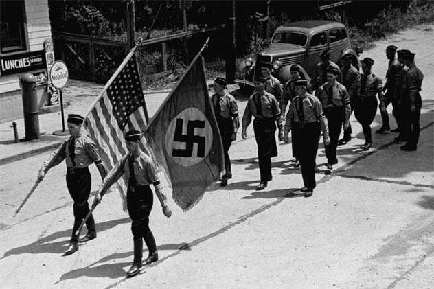 Top 10 Historical Facts About The Nazi Movement In America