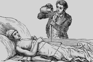 Gruesome Experiments On People And Animals