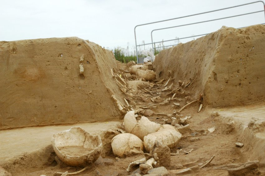 Horror Archaeological Finds, Excavation in Germany Reveals Signs of Mass Cannibalism