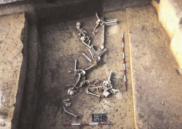 Archaeologists uncover a Neolithic Genocide in early Europe
