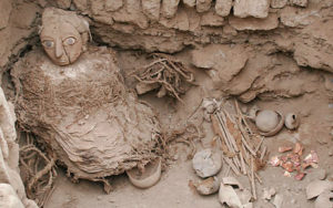 An Immaculate Tomb Shines A Light On The Mysterious Wari People