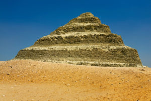 Egyptian Tombs In The City Of The Dead