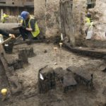 Archaeologist Recently Discovered Oldest handwritten documents in UK Excavated in London dig