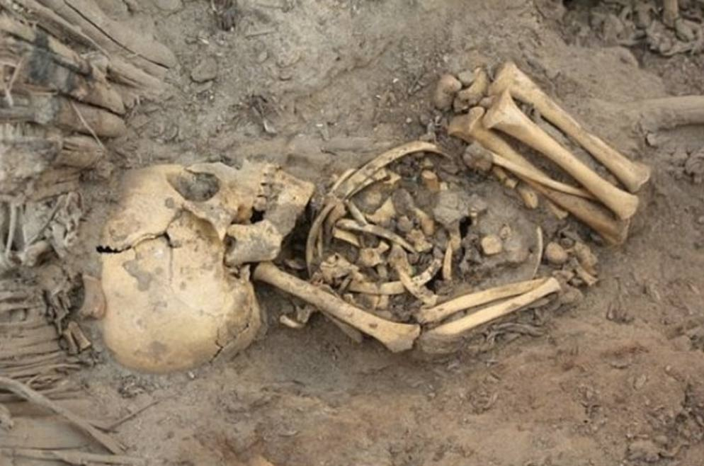 Archaeologist Discovered Mass Baby Grave under Roman bathhouse in Ashkelon