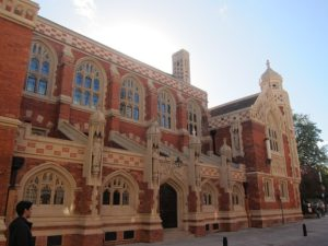 The graveyard was found during the refurbishment of St John's College at Cambridge University