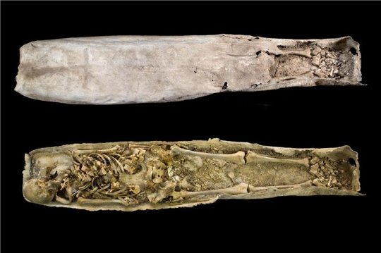 Archaeologist discovered mysterious Medieval lead coffin found buried just feet from the former grave of King Richard III