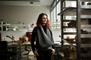 Isabelle Abadie, an anthropologist and archaeologist, and her team spent two and a half months excavating remains.