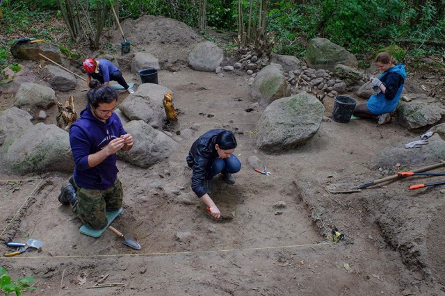 Archaeologist Found Unusual Medieval Graves In Poland
