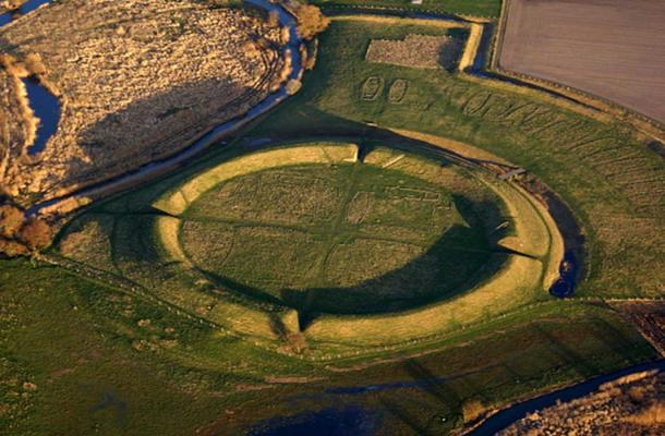 The Trelleborg ring fortress