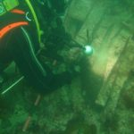 Divers from St Andrews University, find remains of Doggerland, the underwater country dubbed 'Britain's Atlantis'