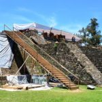 It took a 7.1 magnitude earthquake to unveil one of the pyramid's oldest secrets: an ancient shrine buried about six-and-a-half feet below Tláloc's main temple
