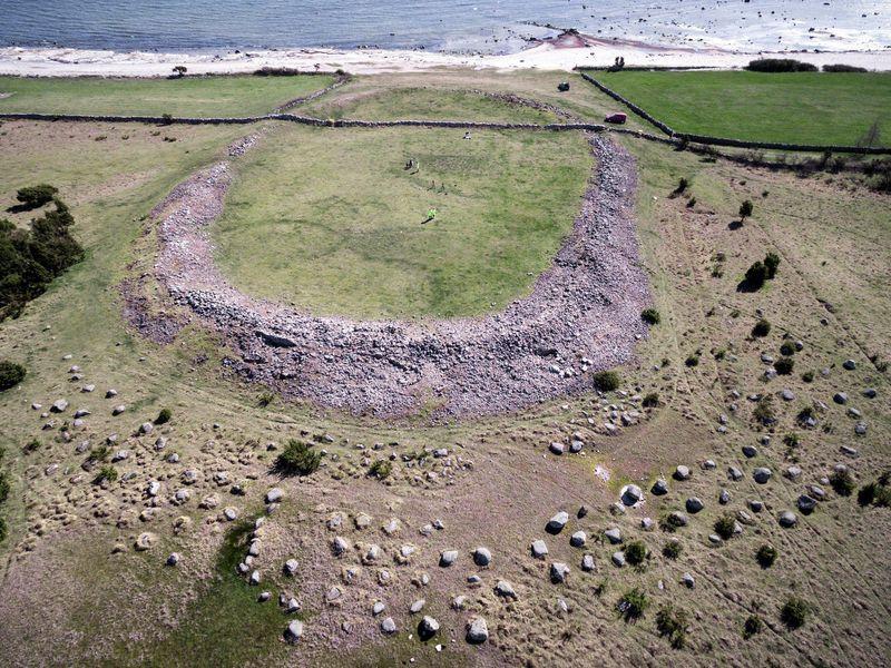 Sandby Borg ring fort
