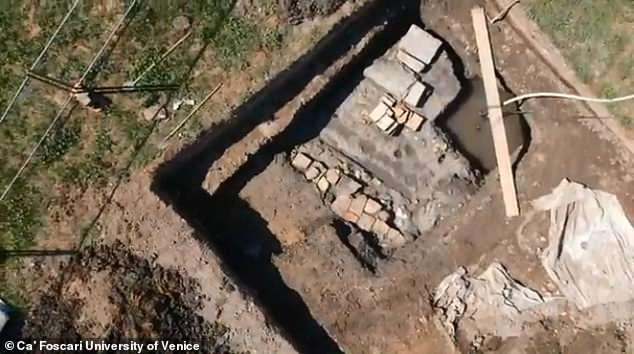 During the 1960s and 70s many cemetery sites on the island were excavated but only relatively modern burials from the High Middle Ages (between 1000 and 1250AD) were found
