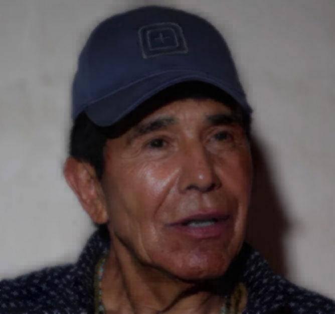 A photo of Rafael Caro Quintero from 2016.