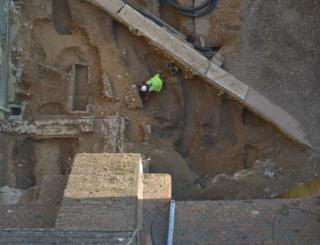 1,000-Year-Old Cathedral Foundations Uncovered in England