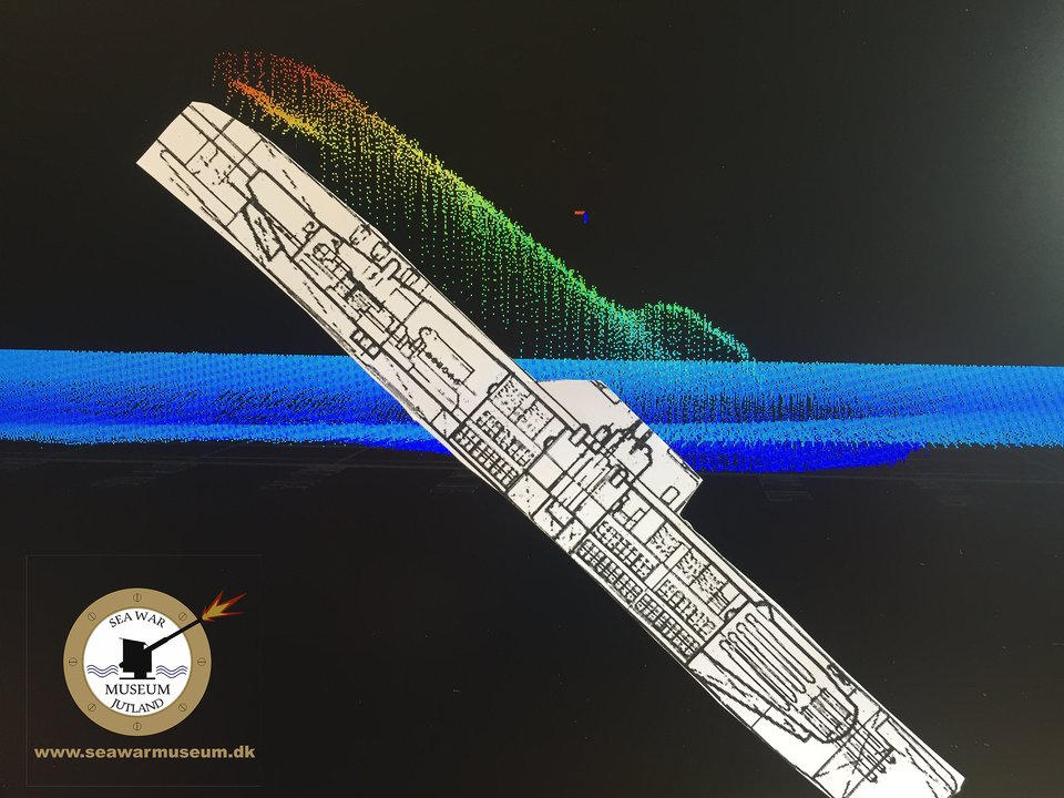 A cross-section shows what the lethally quiet, 250-foot-long sub looked like inside.
