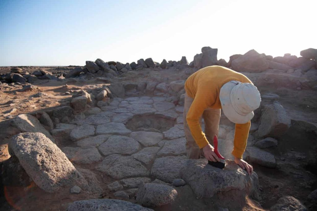 Charred bread crumbs were found at a Natufian hunter-gatherer site dating from 14,600 to 11,600 years ago.