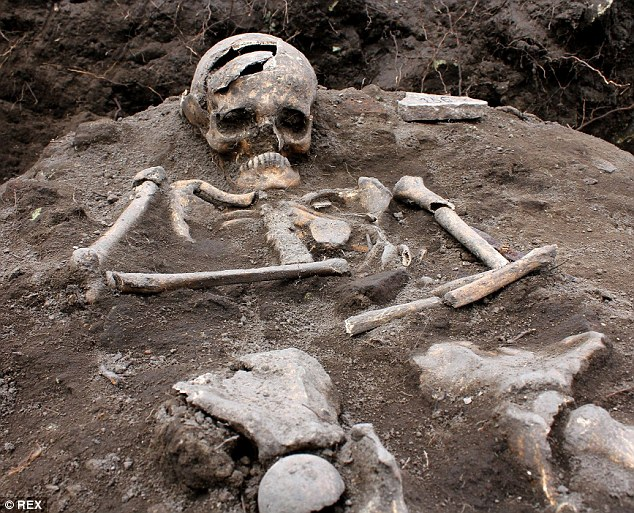 Possible Roman Soldiers' Burials Unearthed in Bulgaria