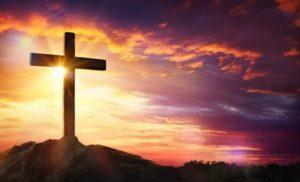 An actual piece of the true cross