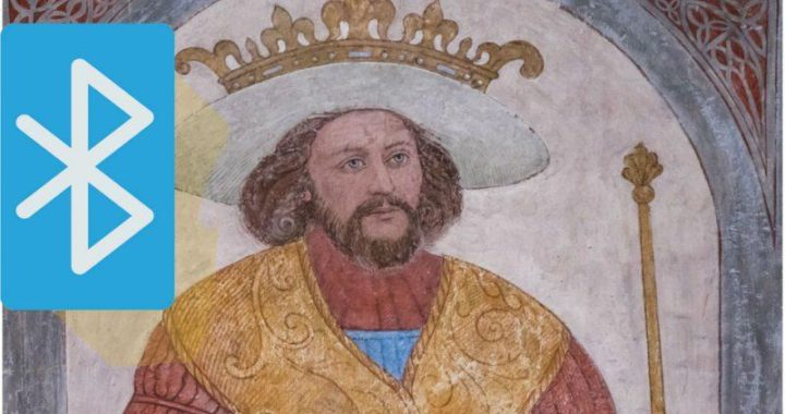 Turns out Bluetooth is named after an old Viking king who died over 1,000 years ago