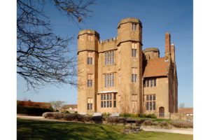 """Kenilworth Castle, Warwickshire – where Elizabeth I's favourite, Robert Dudley, """"came closer than any other to making the queen his wife""""."""