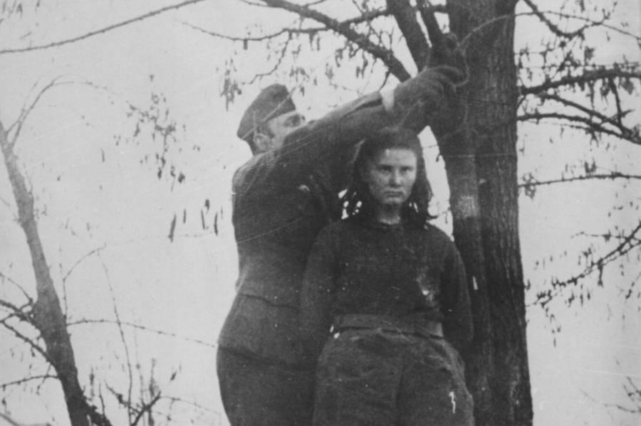 Meet Lepa Radić, The Badass 17 year Old Girl That Died Fighting Nazis