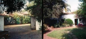 Marilyn Monroe's L.A. home, where her body was found in 1962.